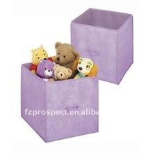 Light Purple Folding Home Storage