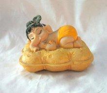 Polyresin elephant statue decoration craft