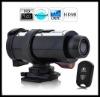 HD Remote control full hd bike camera