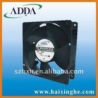 127x127x38mm High Cfm 12V DC Fan