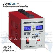 Hot sell 100-260V AVR-0.5~10KVA Degital Display Auto Relay AC Voltage Stabilizer