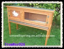 Waterproof Wooden rabbit hutch