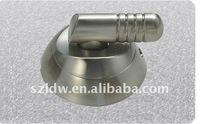 high quality peal nickel BBQ knob