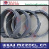 asbestos rubber brake lining. hoist brake roll lining