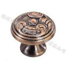 Hardware Art Cabinet Knob (Polished brass)