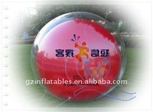 2011 {QiLing} advertise Inflatable tire balloon