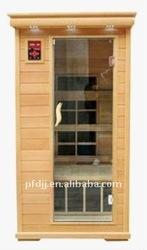 Far Infrared 1 person sauna house PFD-001SHA