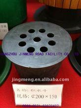 collapsible plastic water bucket en124 smc/bmc/frp composite compound
