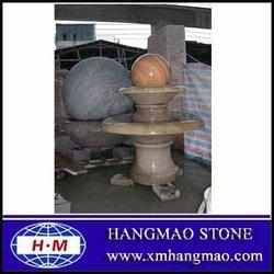 water fountain stone