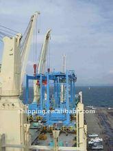 Bulk Cargo SHipping from Shanghai to Busan ---Rita