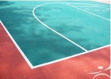 PP basketball flooring