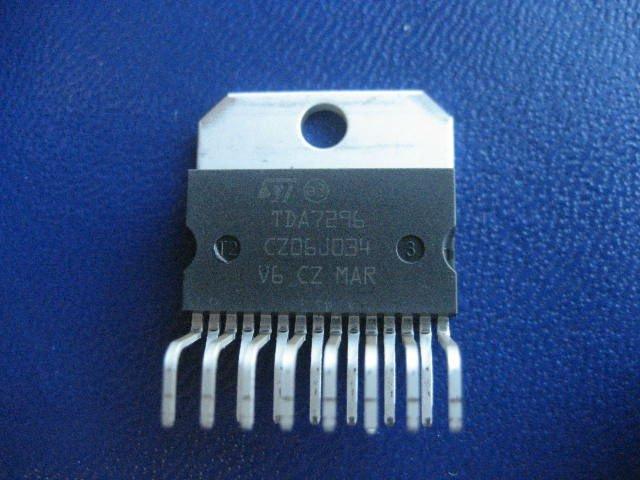 Tda7296 интегральной схемы