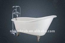 Most popular simple cast iron bathtub