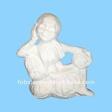 Hot selling products custom ceramic figurines