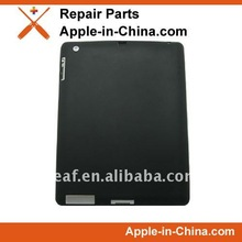 Soft Silicone Protective Skin Case for iPad 2 blackcolor