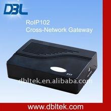 Internet Radio Receiver/Radio Tunking Gateway(Radio over IP)RoIP 102