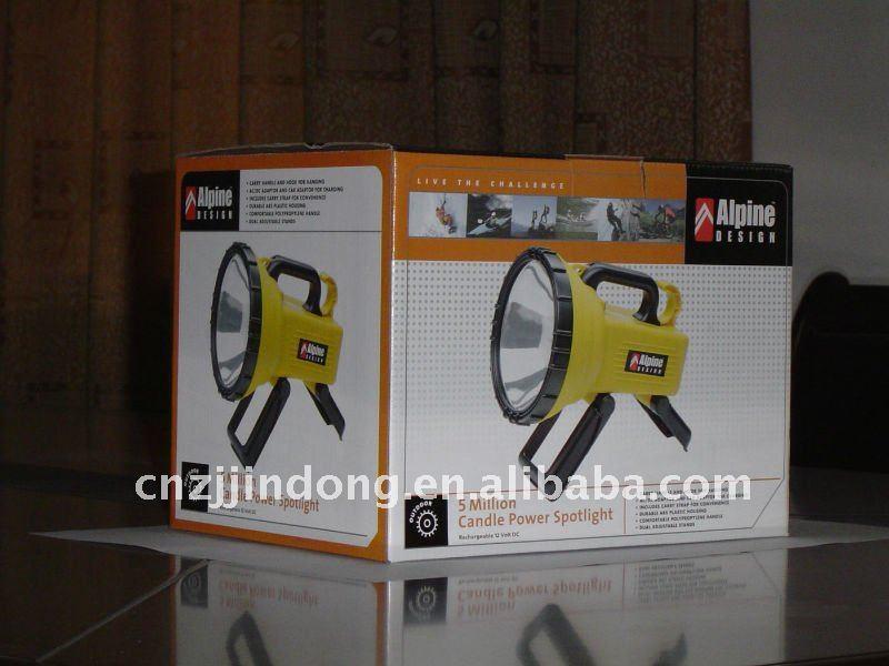 Rechargeable Spotlight 12v Rechargeable Spotlight