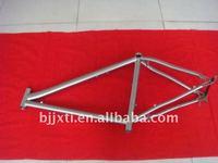 titanium bmx frame