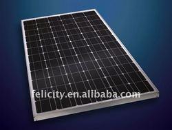 monocrystalline solar panel 260w 270w 280w 290w 300w