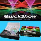 Pangolin Quick Show software for ILDA cartoon laser projector