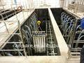 tratamiento de aguas residuales de la planta