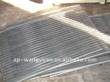 steel mine sieving mesh plate/basket