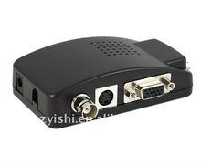YS-BNC01 BNC/S-VIDEO to VGA Converter/1920*1200