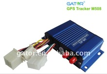 GPS Vehicle tracker M508------- support GSM voice and SMS functions, UDP / TCP protocol communications in GPRS mode