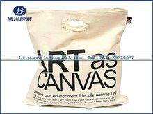 2011 custom canvas cotton bags fashion
