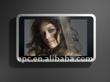 7 inch android 2.3 Tablet pc Telechips 8803 Cortex A8 1.2GHz 512MB DDR2 Capacitive Multitouch MID WIFI