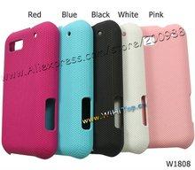 5 Colors / New Mesh Case Hard Back Cover for Motorola Moto DEFY ME525 MB525