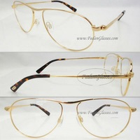 metal frame mens fashion eyewear 2011 fashion optical eyewear frame TF5210 Gold eye glasses whoesale&fast shipping