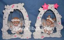 sitting cherub crafts