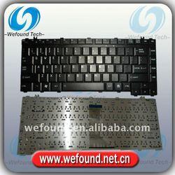 Laptop keyboard For Toshiba A300,Notebook keyboard