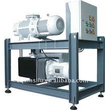 Vacuum gas pumping unit
