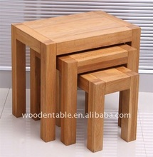 wooden next tables