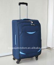 Navy Blue best design imitation designer luggage