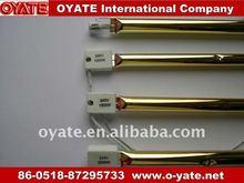 Quartz Gold Coated Infrared Halogen Heater Lamp
