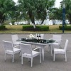 Outdoor Dining Furniture Set for Six People