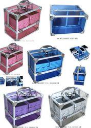 aluminum hard plastic carrying cases