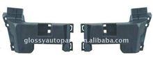 Fornt bumper positioning glue L R for Mazda3 4D,5D/Mazda2 .