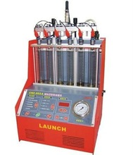 2012 Newly arrived diesel injector cleaner--launch cnc 602a high quality--original