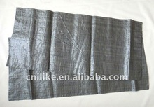 100% black color pp woven cement,sand, garbage,bagged coal bag