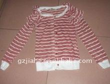 2012 latest design ladies causal smart blouse