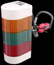 WME-AFB Wall Mount Signal Safety Tower Light Red Green Orange 24V AC/DC