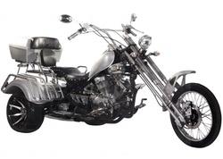 The 250cc V Twin Trike Chopper Motorcycle tes-9p 2502