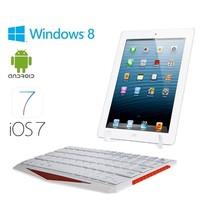 Rakhi special FEYE Slim Wireless Bluetooth Keyboard for iOS/Windows/Android