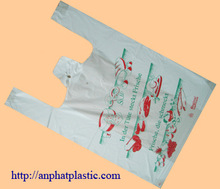 Hot deal printed 2 color 2 sides An Phat Plastic bag