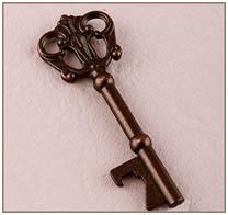 Antique key Bottle Opener