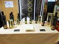 Prime catégorie 4000BC 0,3 - 0,4% acidité organique huile d'olive extra vierge setia 4000BC Lesvos île grèce